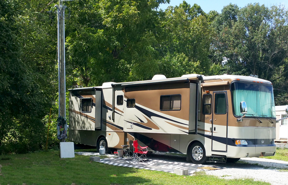 Louisville Brooks RV Parks
