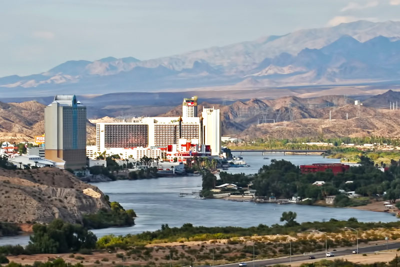 Bullhead city rv parks reviews and photos for Laughlin camping cabins
