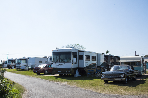 Corpus Christi RV Parks