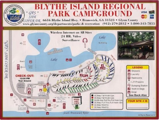 Blythe Island Ga Rv Park