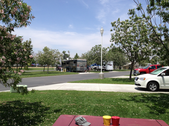 Rancho Jurupa Park Campground Photos Rv Parking