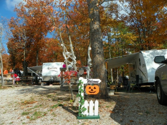 Best Parks For Brilliant Fall Foliage Rv Parking