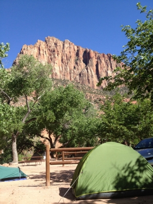 Zion Canyon Campground Quality Inn Photo
