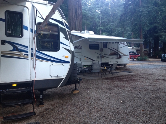 Santa Cruz Redwoods RV Resort (formerly River Grove RV