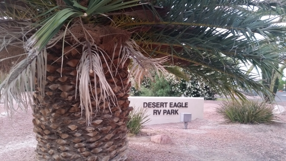 Desert Eagle Rv Park Nellis Afb U S Military Campgrounds