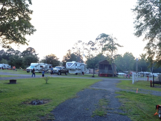 Lake City Campground: Photos