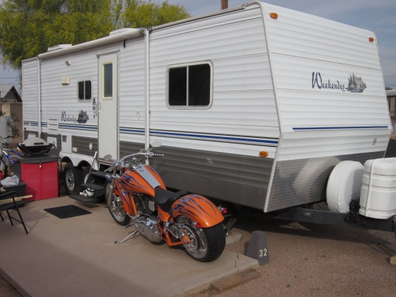 Oasis Junction Mobile Home RV Park RVs Picture Nice Ride
