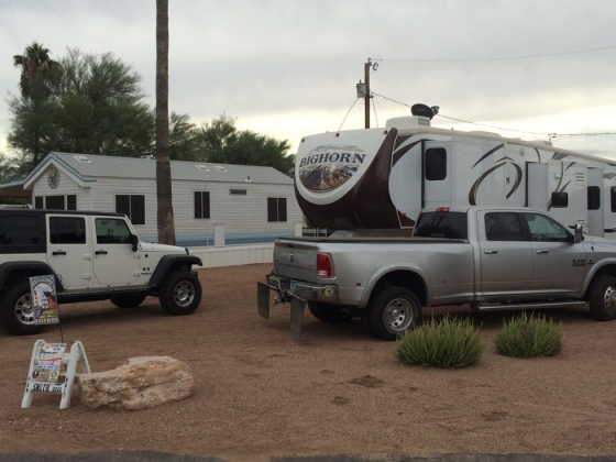 Oasis Junction Mobile Home RV Park RVs Picture Sweet