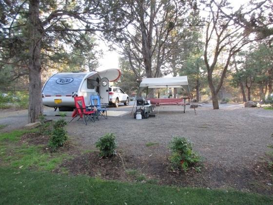 Tumalo State Park Campground Photos Rv Parking